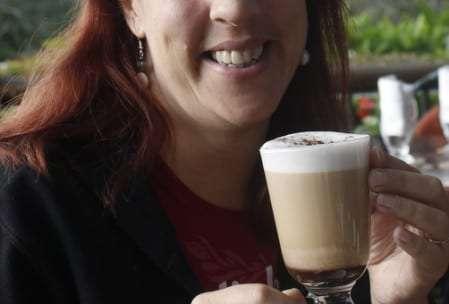 Tonya and Coffee