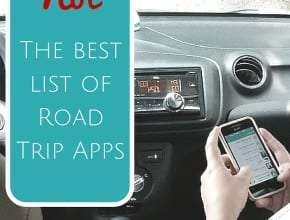 This is not the best list of road trip apps pinterest