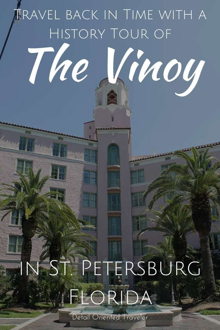 The Vinoy st. Petersburg Florida