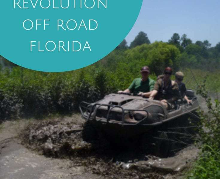 Get Dirty at Revolution Off Road Travel Tours in Central Florida