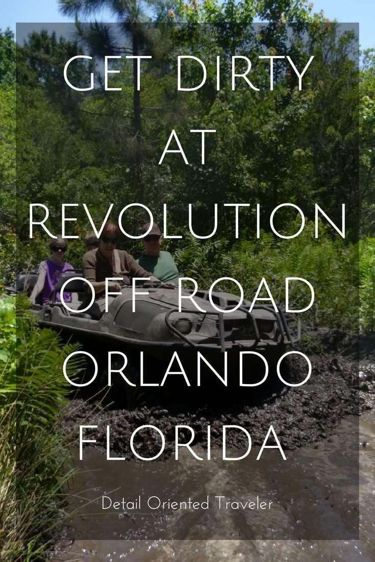 Revolution off Road
