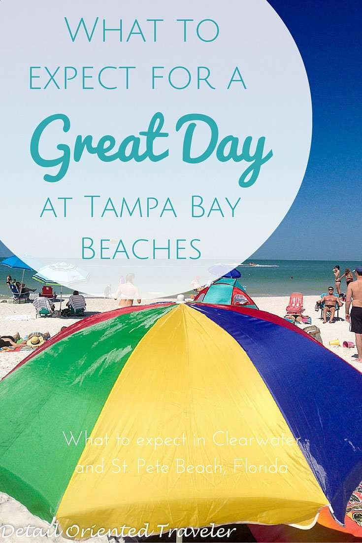 Tampa Bay Area Beaches
