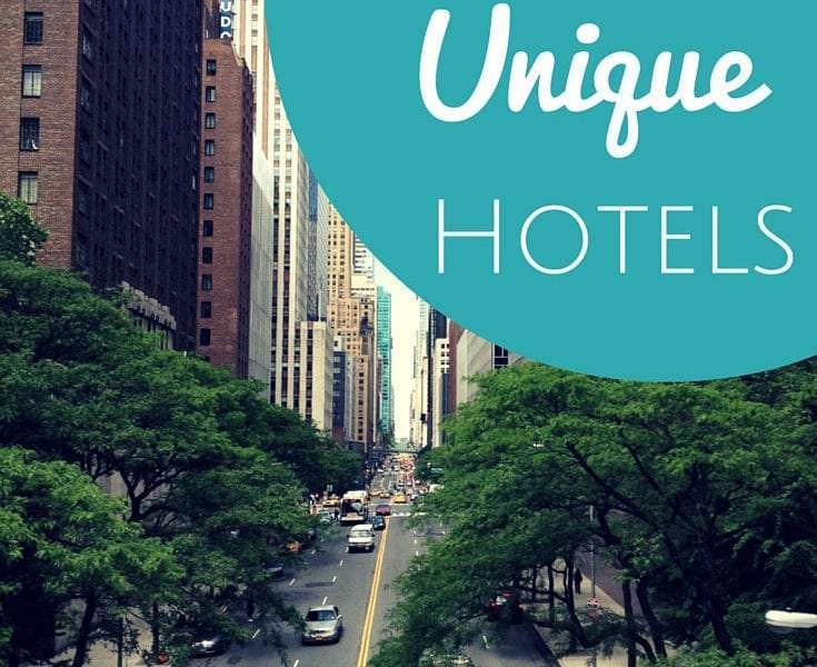 How to Find and Book a Unique Hotel