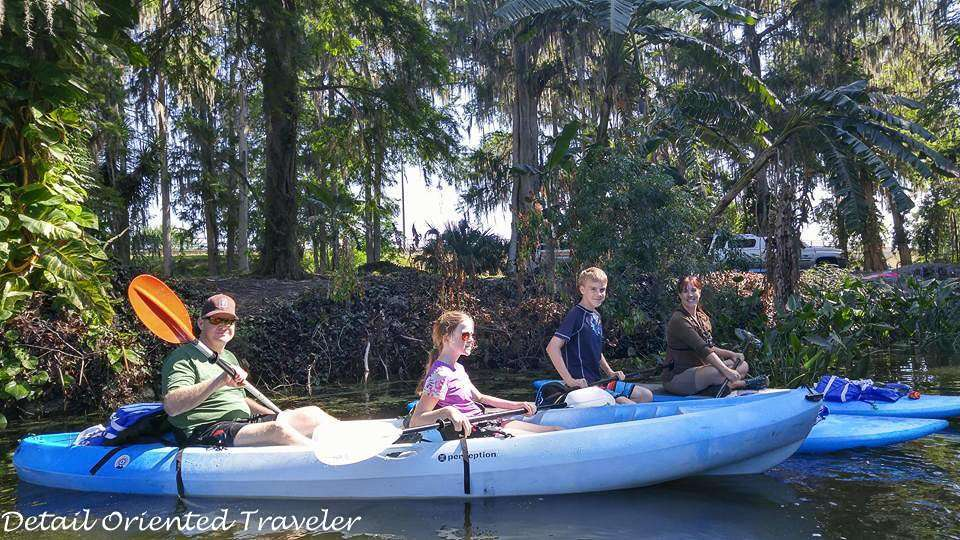 Paddleboarding Central Florida Adventure Outdoor Paddle Dora Canal