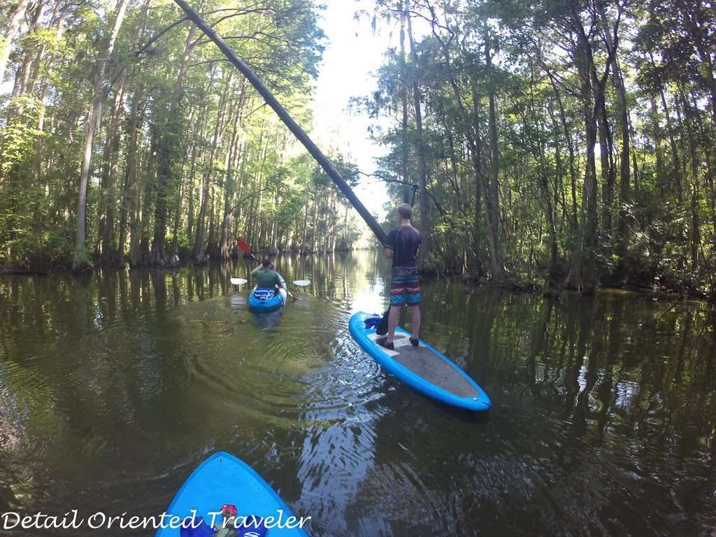 Paddleboarding Central Florida