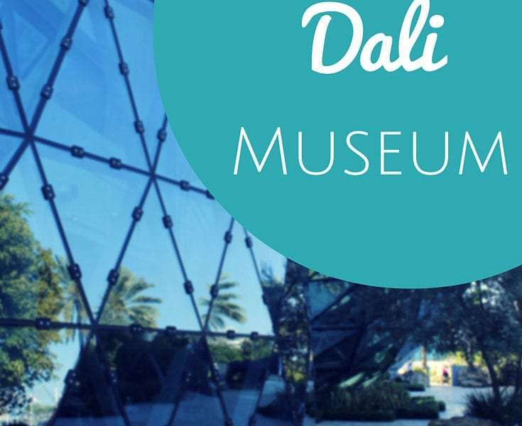 How to tour the dali museum