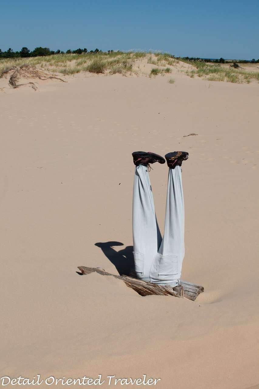 Mac Woods Sand Dunes Ride
