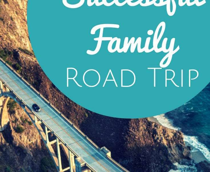 Successful Family Road Trip