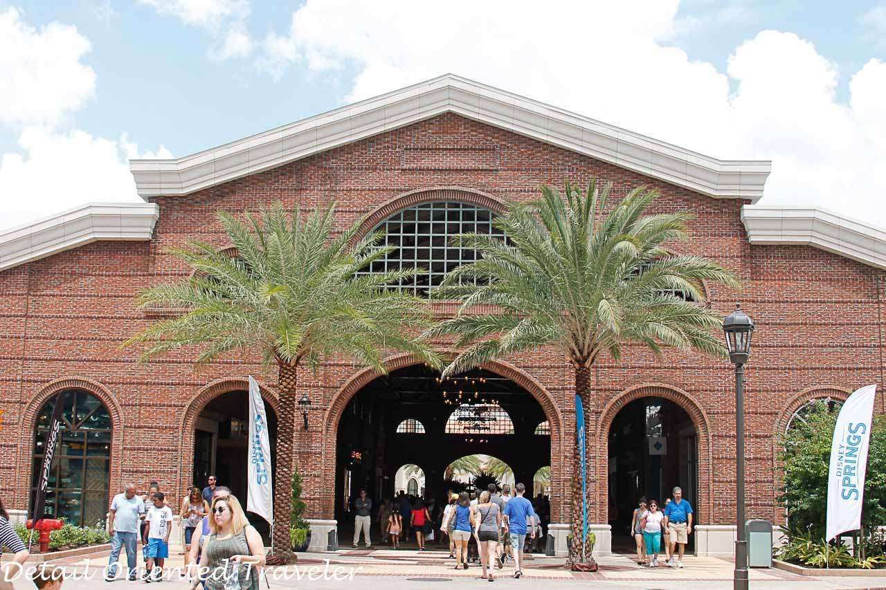5 New Things to Do at Disney Springs