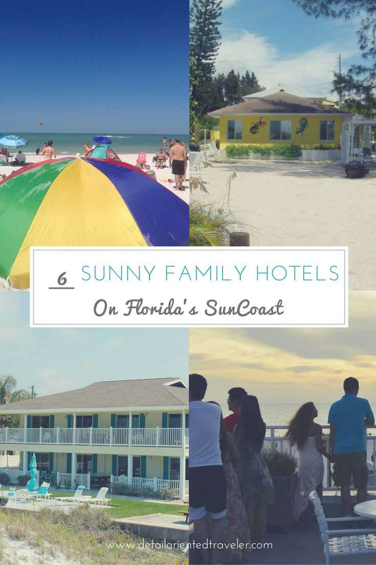 6 Sunny Suncoast Hotels in Sunny Florida - hotels in St. Pete Beach, Clearwater, and Indian Rocks Beach