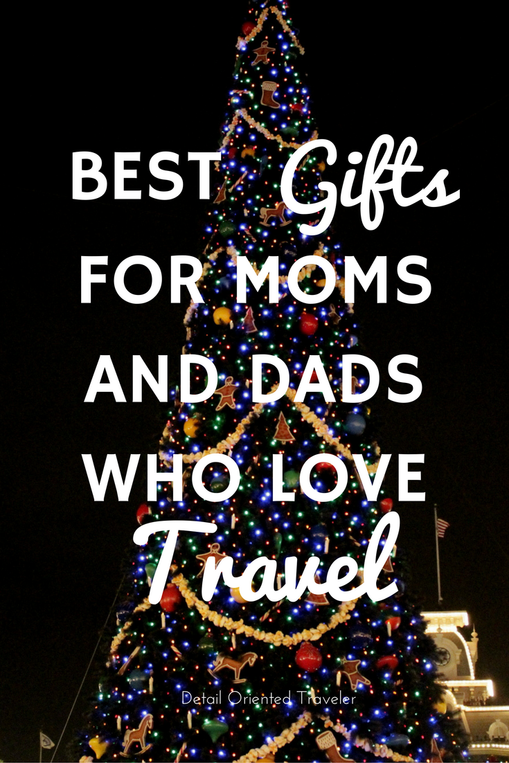 best gifts for moms and dads who love travel