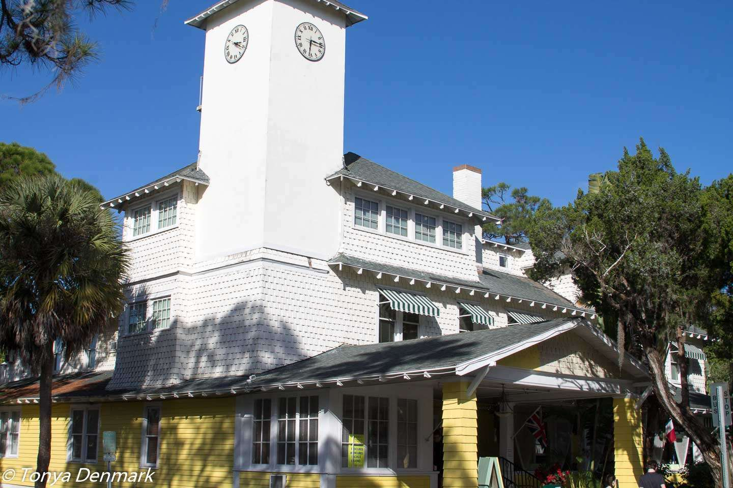 Glory Days in Gulfport Florida at the Historic Peninsula Inn
