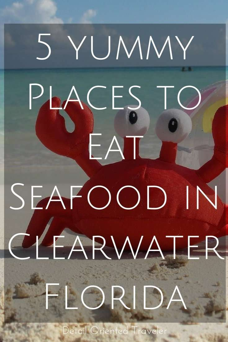 seafood in clearwater
