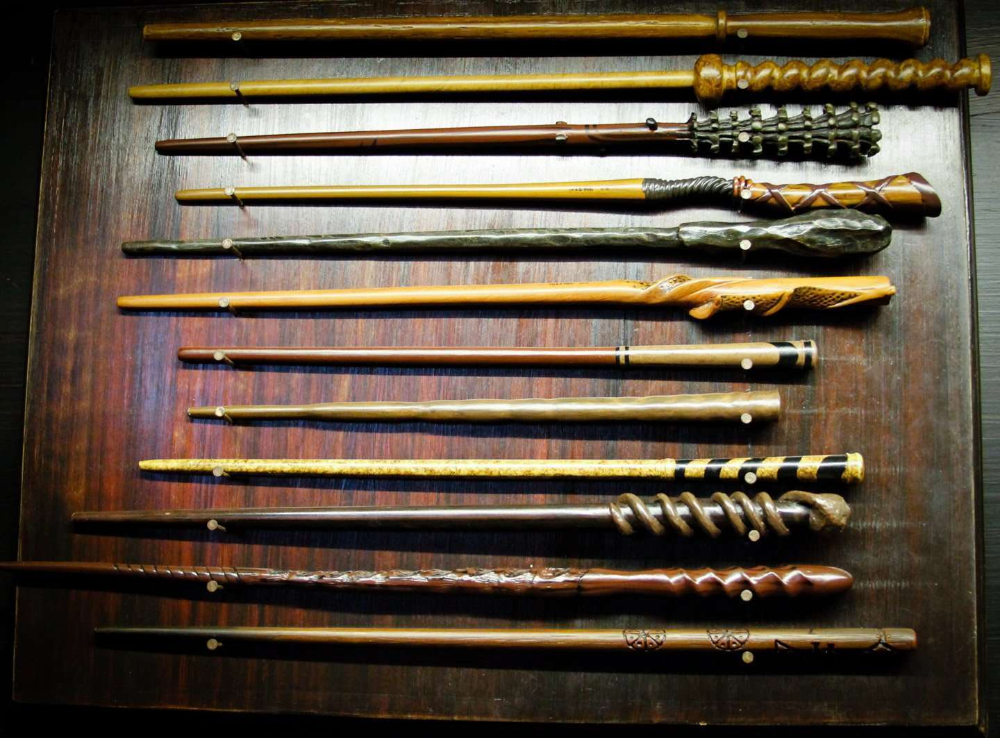 Everything you Need to Know about Interactive Wands at the Wizarding World of Harry Potter