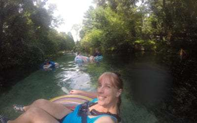 Family-Friendly River Tubing in Florida – Kelly Park Rock Springs