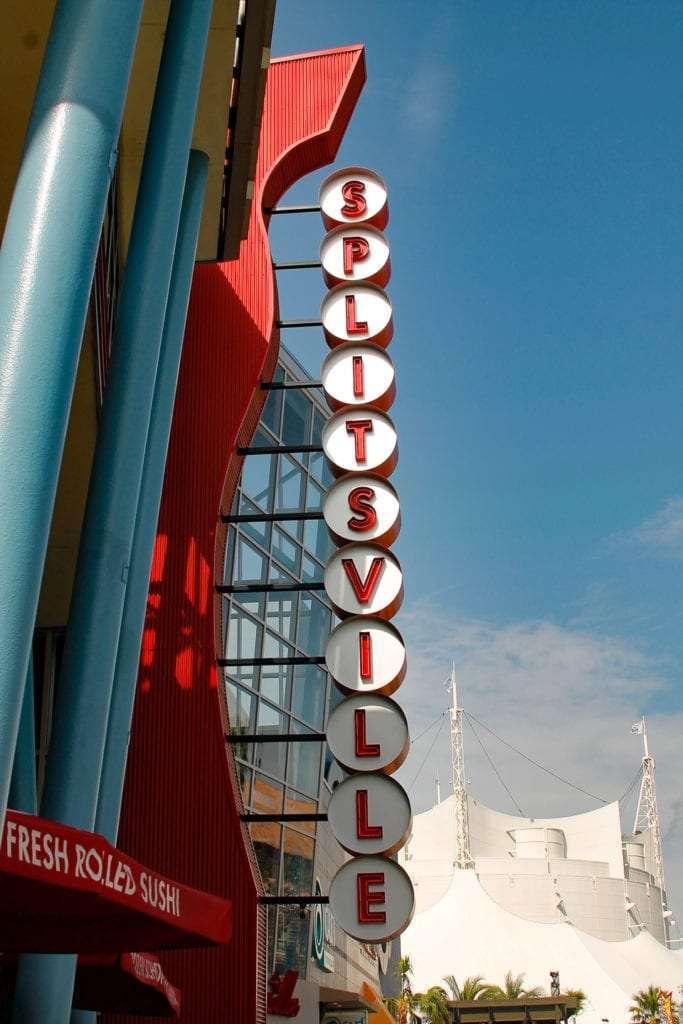 Splitsville at Disney Springs - Family Fun at Disney Springs