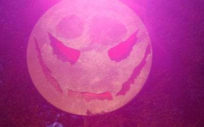 Halloween at Tampa's Lowry Park Zoo - Creatures of the Night