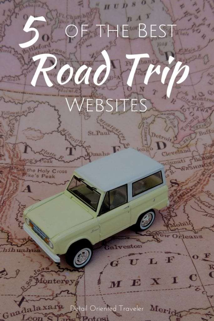 5 of the best road trip websites for planning your next epic road trip