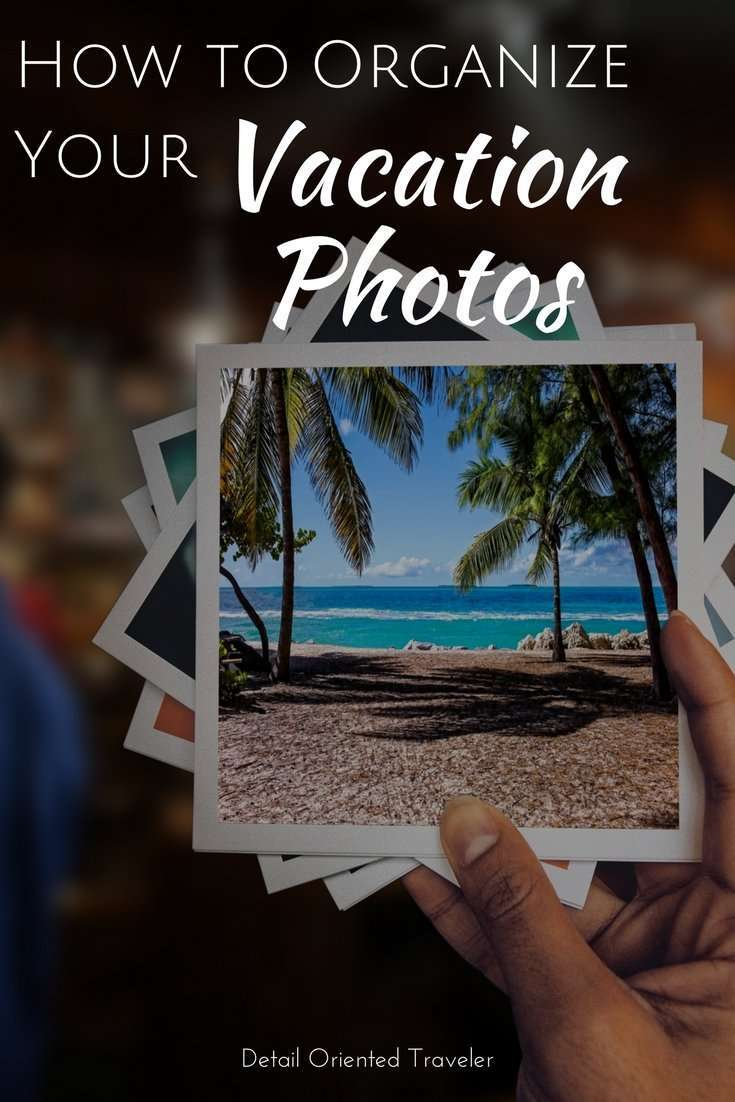 how to organize vacation photos. Do you struggle with how to organize your vacation photos? Here are the steps I use to organize vacation photos and a few of my favorite ways to share them.