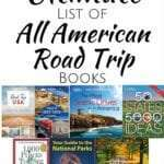 Inspiration, routes and food for the complete list of all american road trip books