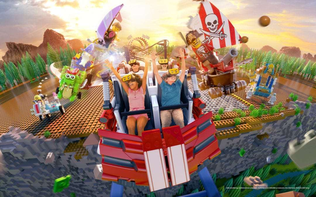 The Great LEGO® Race Opens March 23 at LEGOLAND® Florida Resort