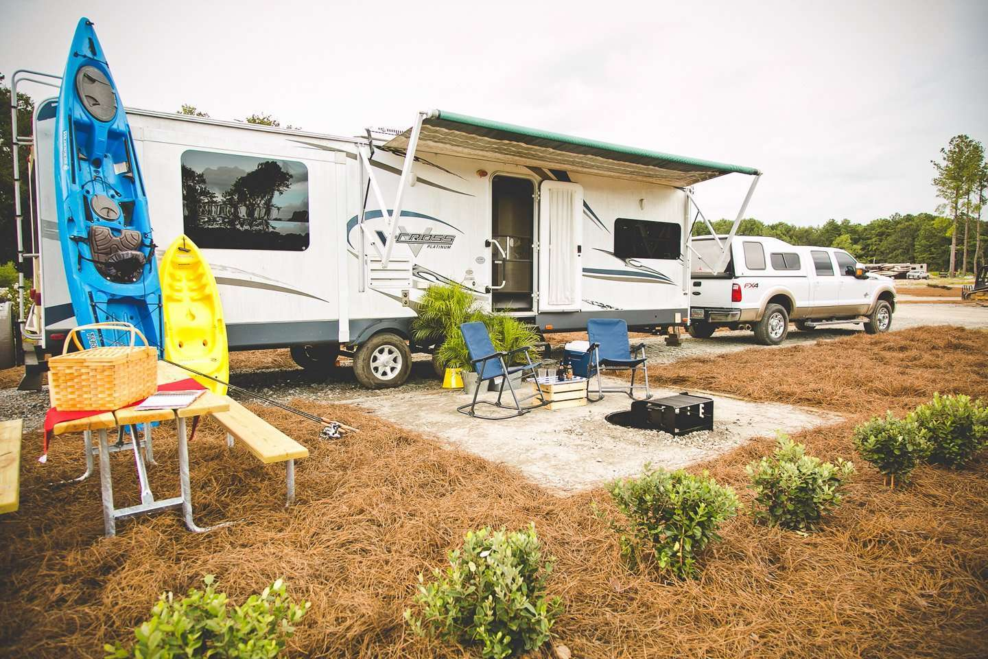 3 Essential things all first-time camper needs to know.