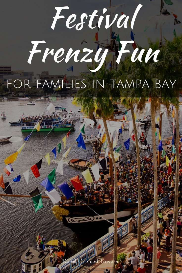 Festival Fun for families in Tampa Bay