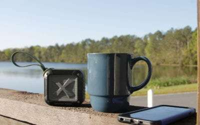 Review: Ancord Bluetooth Speaker – Perfect for On the Go Travel