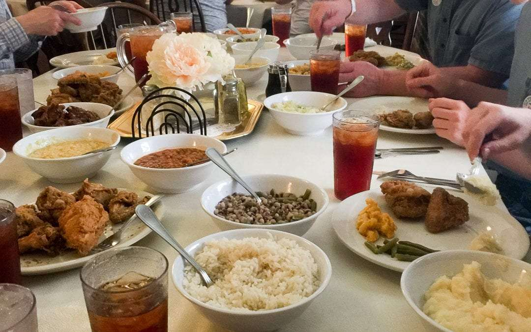 11 Reasons Why You Should Visit the Remarkable Mrs. Wilkes' Dining Room