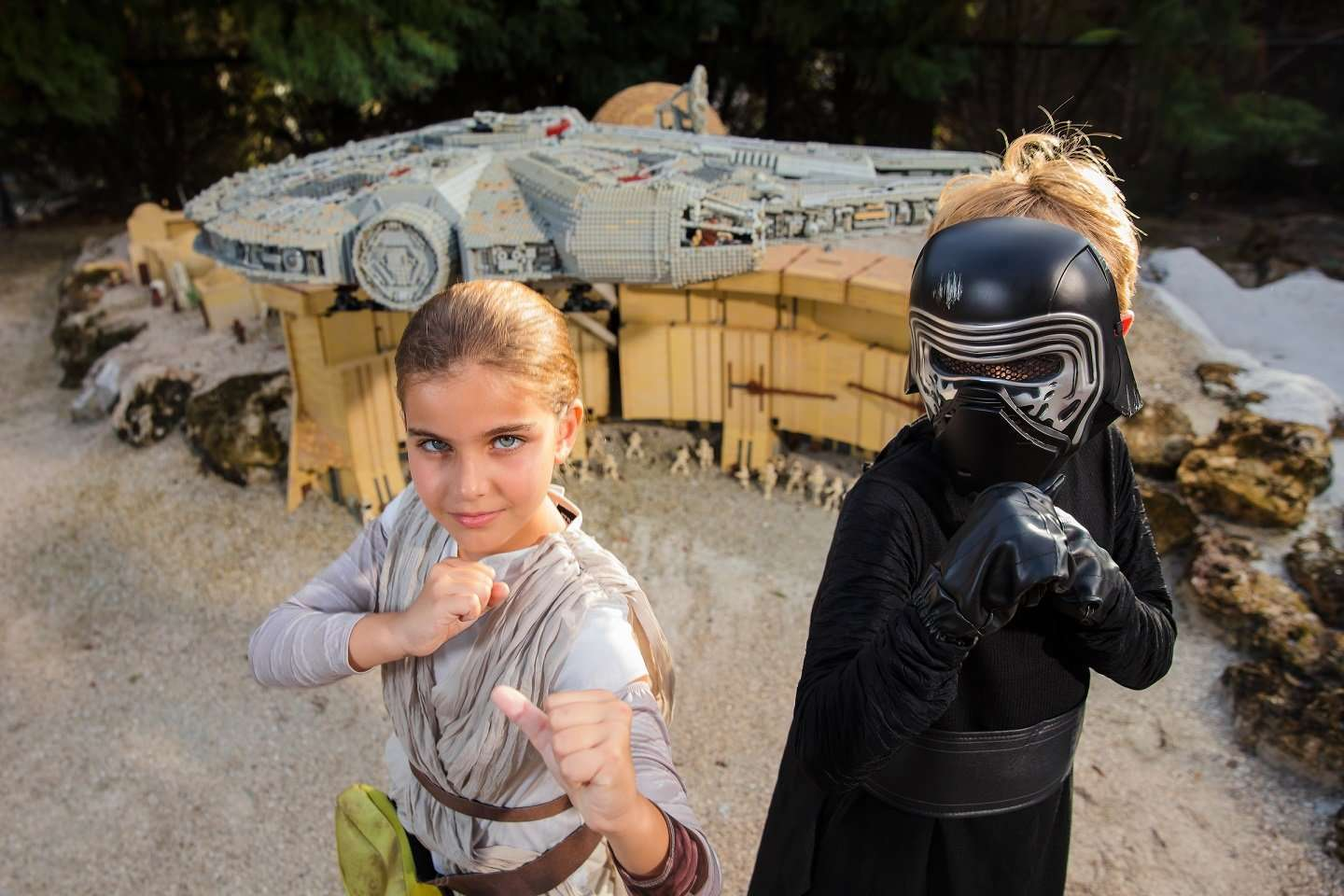 May the 4th be with You for Star Wars Days at LEGOLAND Florida