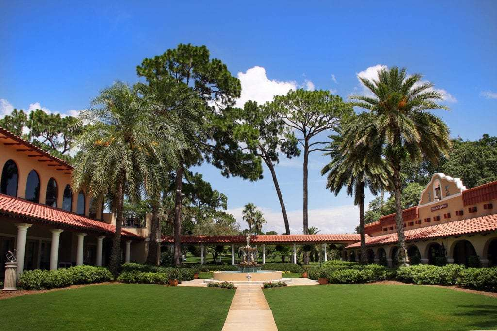 Mission Inn Courtyard