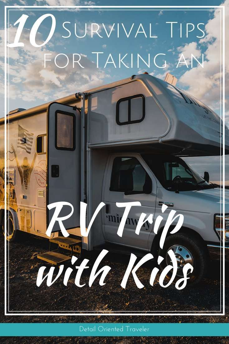 RV Trip with Your Kids