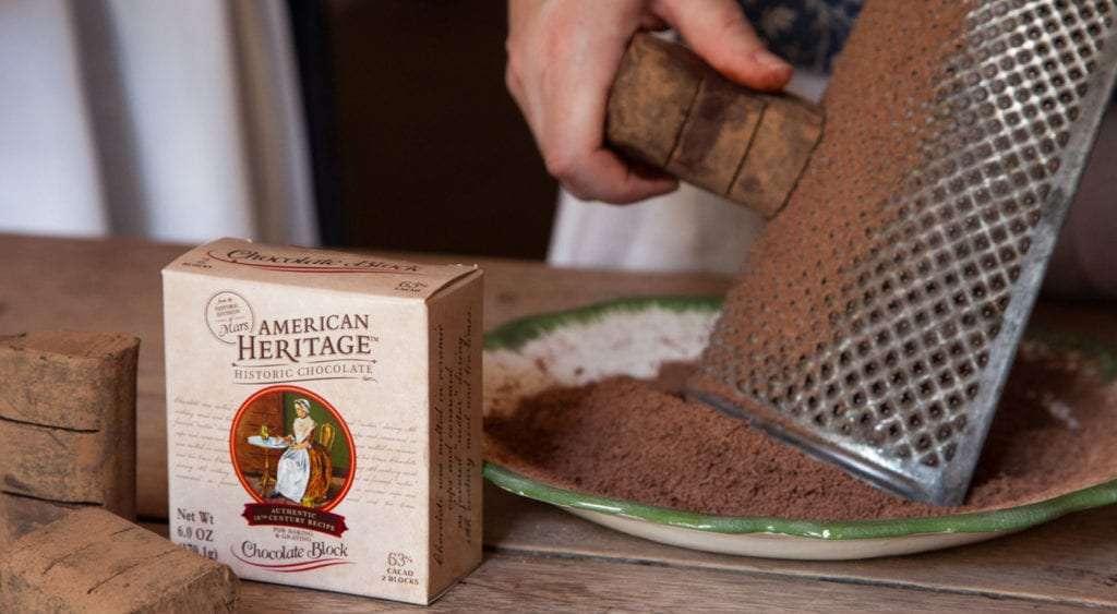 American Heritage chocolate