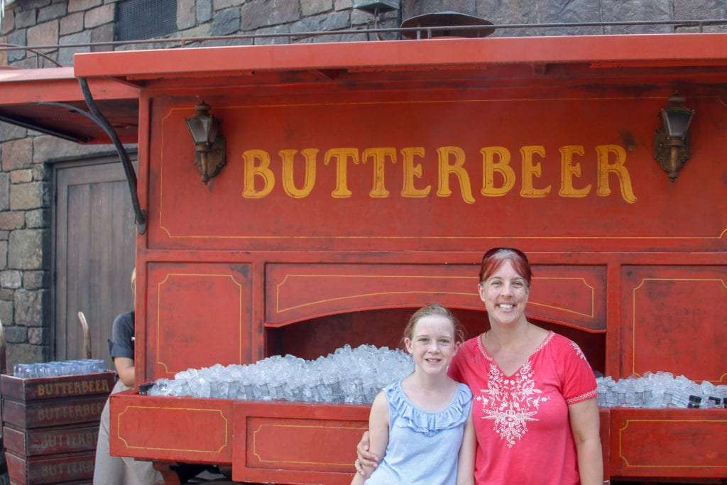 Harry Potter Butterbeer