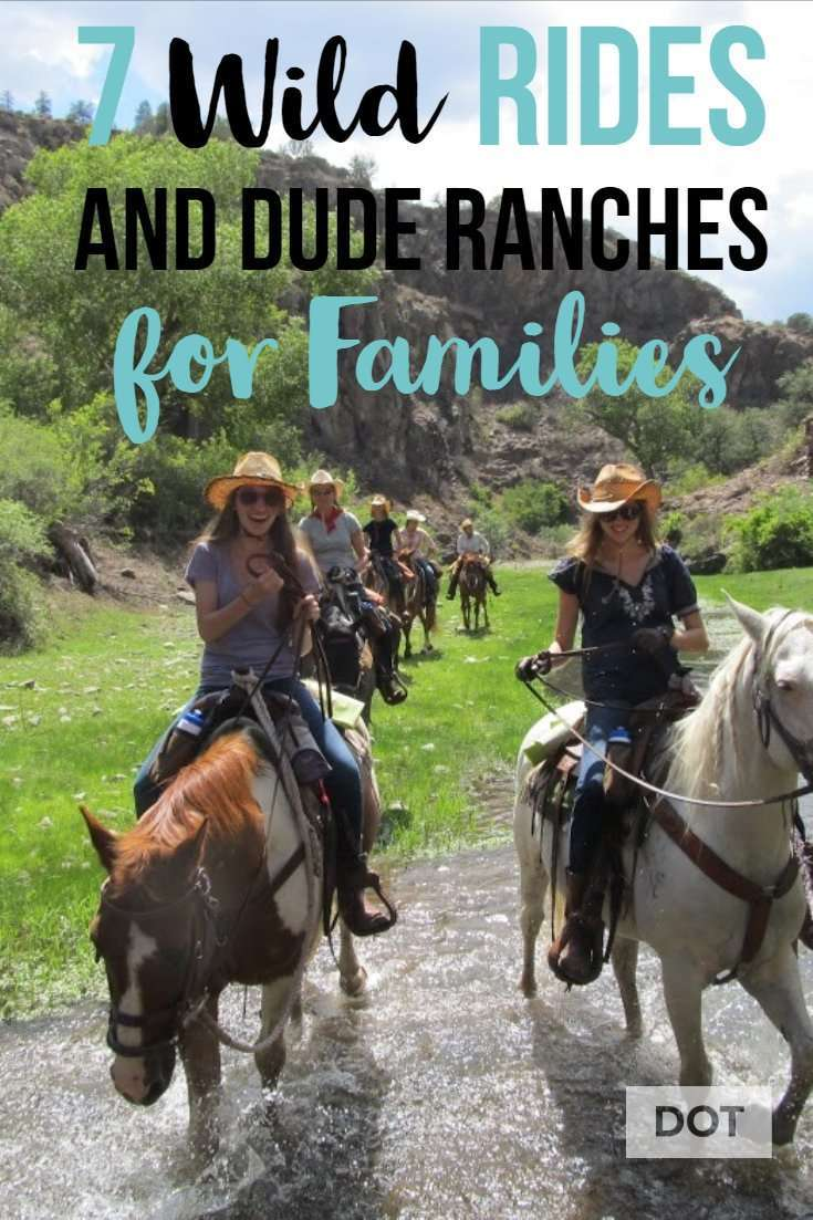 Dude Ranch for Families