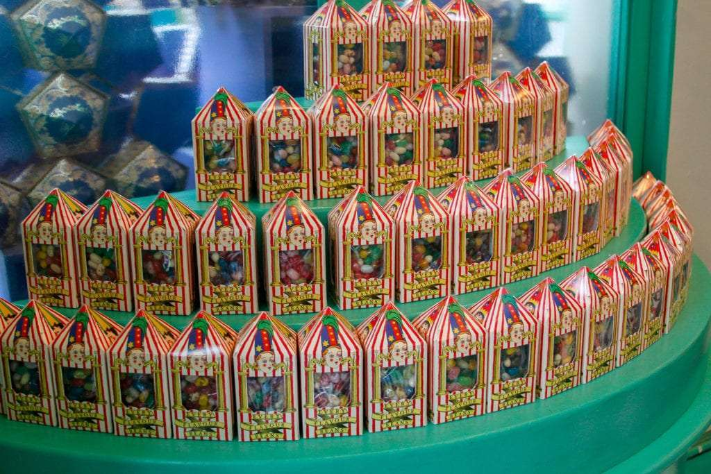 Harry Potter Food Bertie Botts Every Flavor Bean