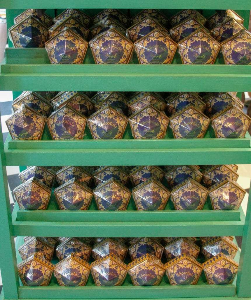 Harry Potter Food Chocolate Frogs