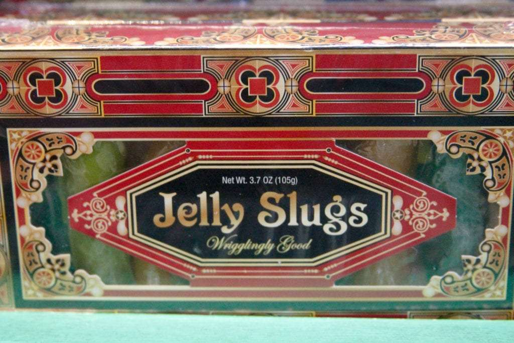 Harry Potter Food Jelly Slugs