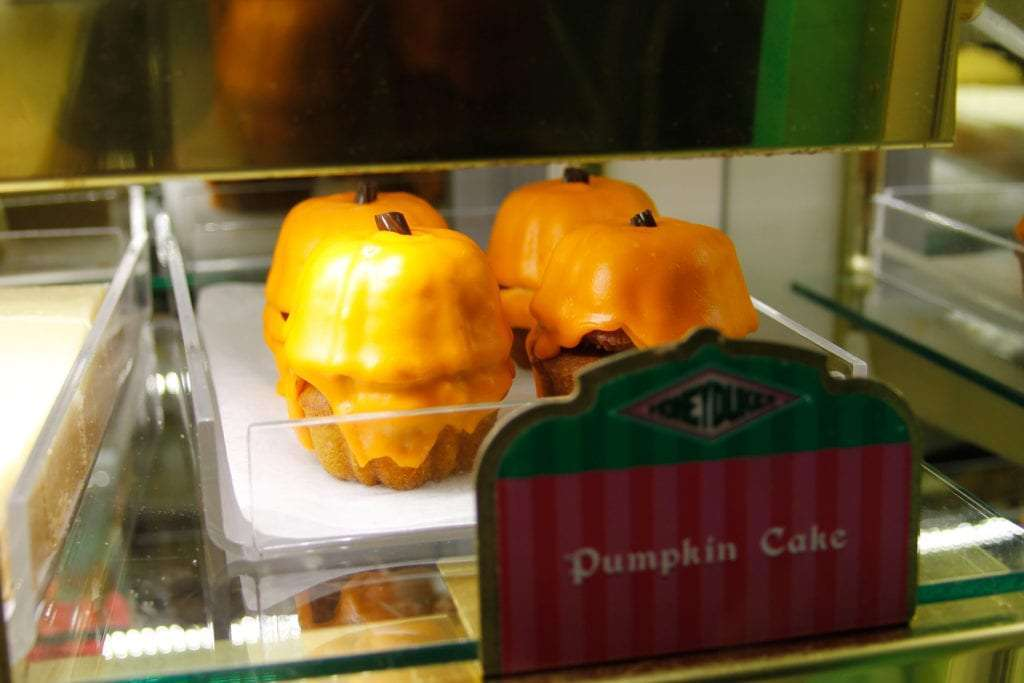 Harry Potter Food Pumpkin Cake