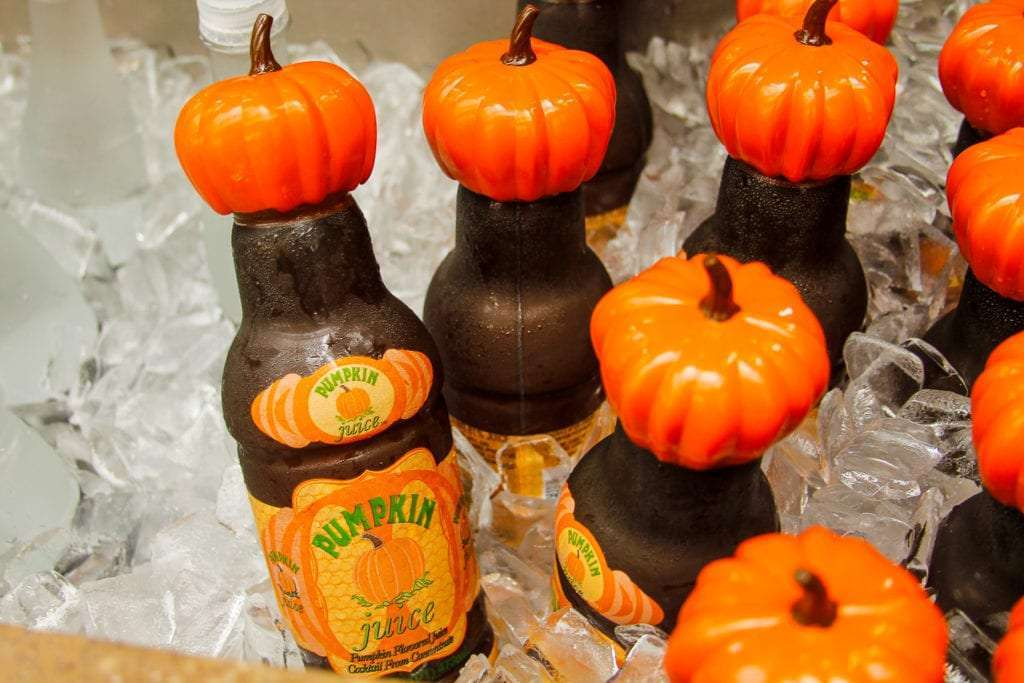Harry Potter Food Pumpkin Juice
