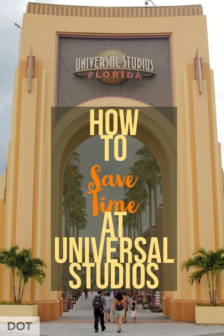 Make the most of your time at Universal Studios Tips