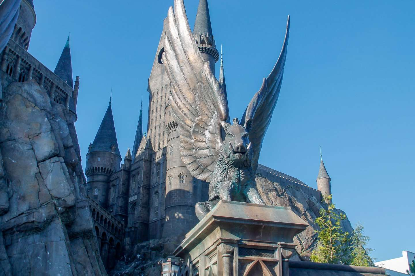 Forbidden Journey Wizarding World of Harry Potter