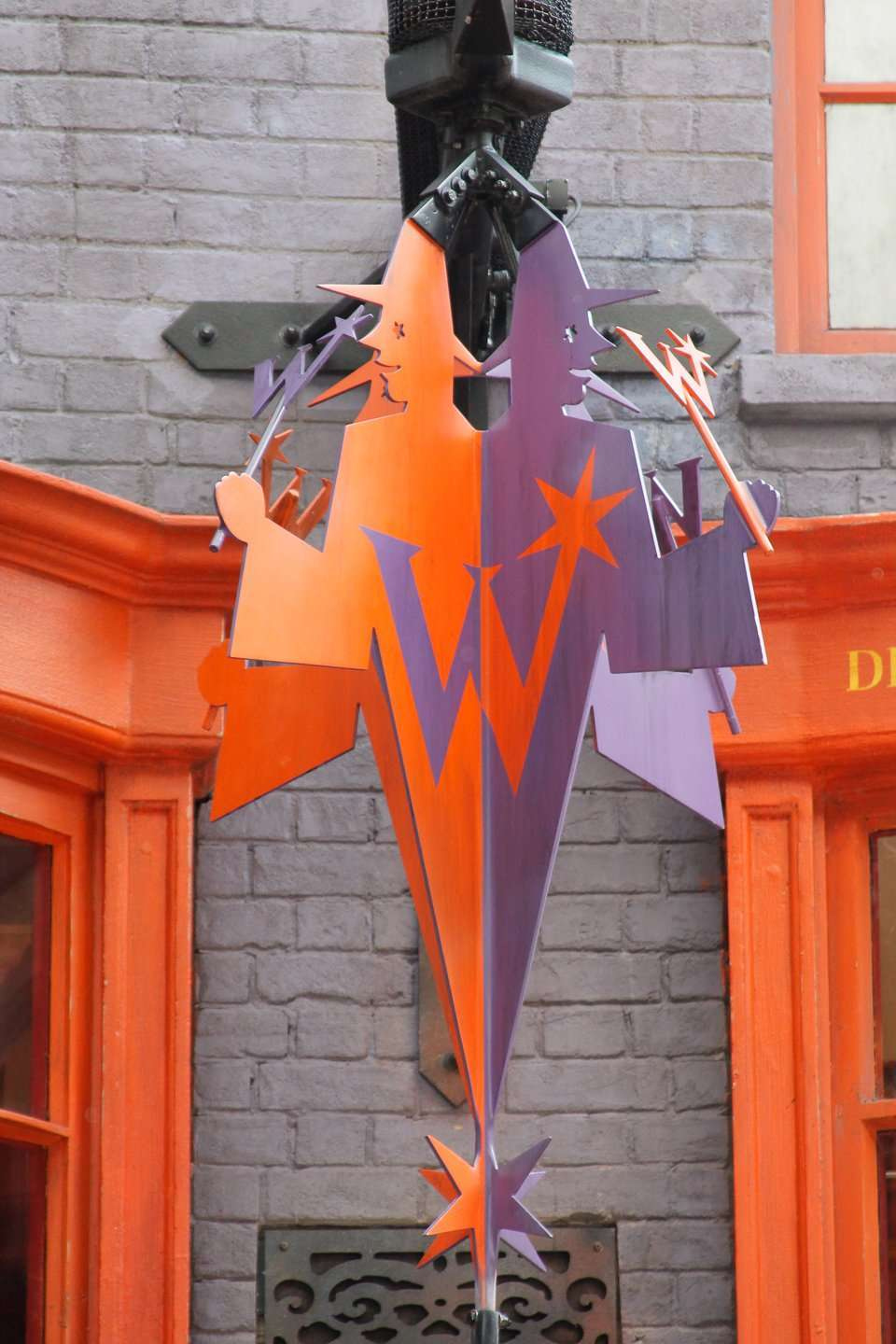 Weasley at Wizarding World of Harry Potter