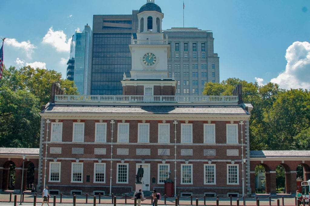Family Friendly Things to Do in Philadelphia Independence Hall