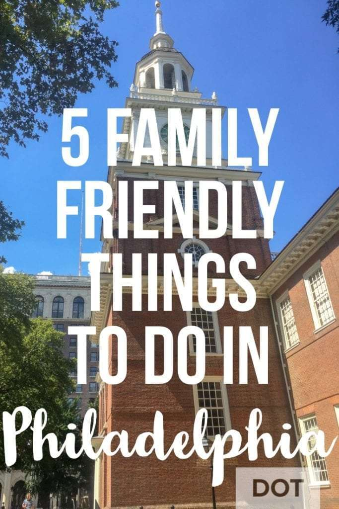 Family-Friendly Things to Do in Philadelphia