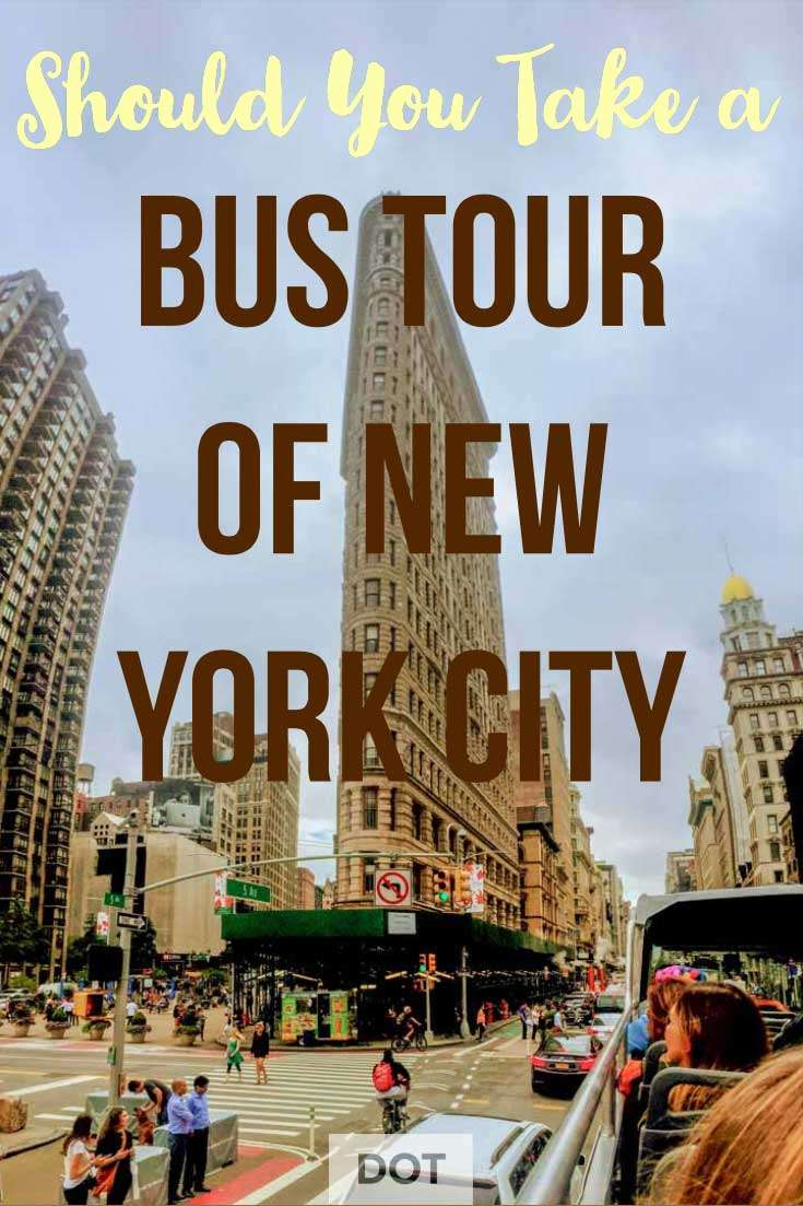 Should You Take a Bus Tour of New York City