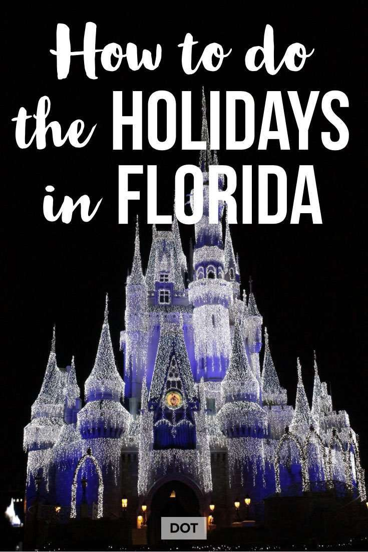 Fun Ways to have Christmas Celebrations in Florida