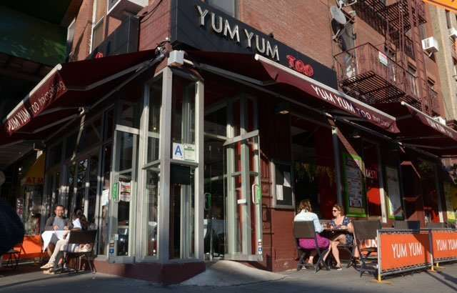 Family Friendly Restaurants in Midtown Yum Yum Too