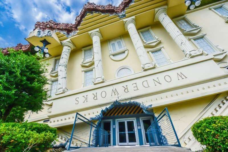 Family Friendly Things to do in Orlando includes Wonderworks