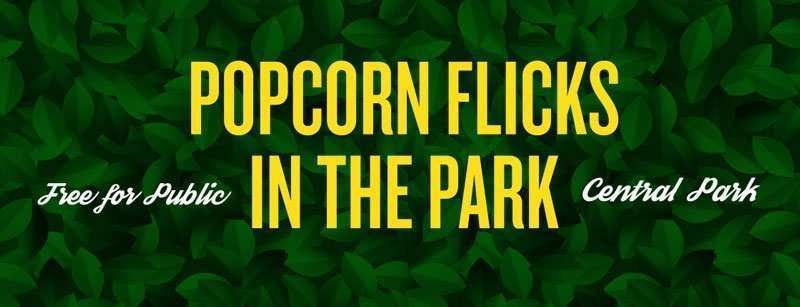 Family Friendly things to do in Orlando include the Enzian Popcorn Flicks